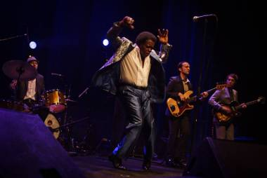 Lee Fields & The Expressions à Jazz à la Villette (2015)