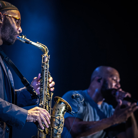 Kenny Garrett & Common