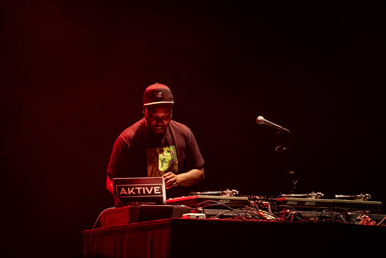 DJ Aktive (August Greene)